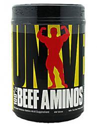 Universal Nutrition Amino Beef - 400 капсули