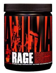 Universal Nutrition Animal Rage 315 гр.