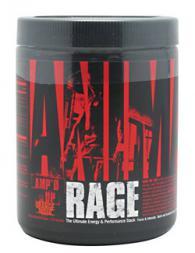 Universal Nutrition Animal Rage 44 пакета