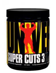 Super Cuts 3 Fat burner - 130 таблетки