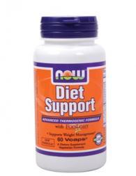 Diet Support - 60 капсули /Термогенен Фетбърнер/