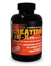 Biotech Creatine pH-X 210 капсули