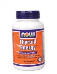 Thyroid Energy - 90 капсули
