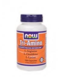 Tri-Amino Arginine/Ornitine/Lysine - 120 капс.775г