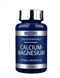 Calcium-Magnesium -100 таблетки