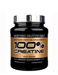 Creatine monohydrate 100% 1000 г