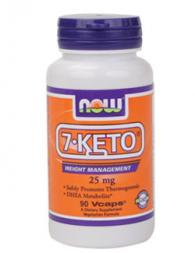 7-KETO 25 мг- 90 капсули /DHEA Acetate-7-one/