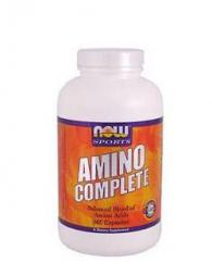Amino Complete - 120 капсули x 750 мг
