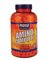 Amino Complete - 360 капсули x 750 мг