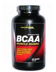 BCAA muscle guard 240 капсули