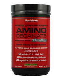MuscleMeds Amino Decanate 12.7 oz