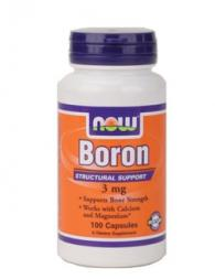 Boron 3 мг - 100 капсули /Бор/