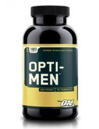 Opti-Men - 180 таблетки /Мултивитамини за мъже/