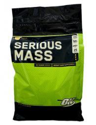 Optimum Nutrition Serious Mass 12 lb