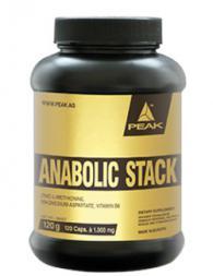 Peak Anabolic Stack 1000 mg 120 капсули
