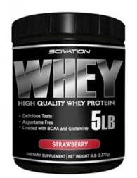 Scivation Whey Protein 5 lb