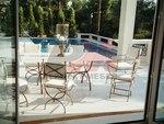 Столове и маса ковано желязо за хотели