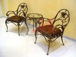 Стол и маса от ковано желязо