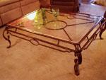 Керемидена кована маса