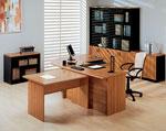 Дървени офис мебели