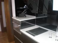 Кухненски мебели от гланцирани ЛПДЧ