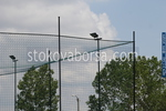 продажба на защитни мрежи за ограждане на спортни игрища