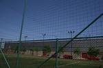 мрежи за ограждане на футболни игрища