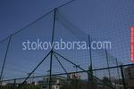 мрежи за ограждане на футболно игрище по поръчка