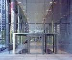 фасада стъклена
