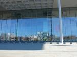 Окачени стъклени фасади по индивидуален проект