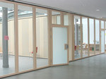 стъклени преградни стени по поръчка