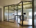 сгъваема стъклена система