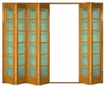 сгъваеми стъклени врати по поръчка