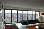 Изграждане на индивидуални проекти за окачени стъклени фасади