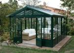 Зимни градини по индивидуален проект - остъкляване по поръчка