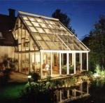 стъклен покрив по поръчка