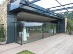 покриви стъклени