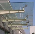 стъклен сенник