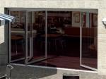 Проекти и изпълнение на окачени стъклени фасади