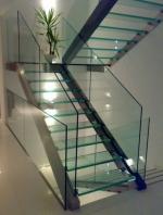 стъклени парапети