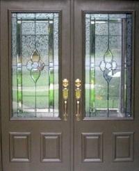 Изработка на врати с витражи