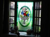 Дизайнерски прозорци с витражи