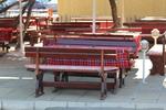 масивна маса за механа или кръчма