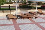 Дървени шезлонги,изработени от  по поръчка