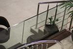 изработка и монтаж на стъклени парапети