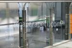 фирма за парапети от стъкло и неръждаема стомана