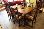 маса за трапезарията по поръчка