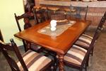 маса за трапезарията