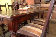 Модерна маса за трапезария и столове