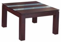 Дървена маса 140/80см